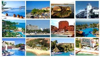 Puerto Vallarta Hotels, Nuevo Vallarta Hotels