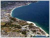 Puerto Vallarta - Blick über Puerto Vallarta mit der Marina im Vordergrund