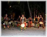 Nacht und Party Szene in Puerto Vallarta