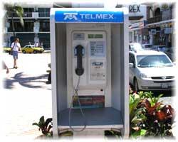 Puerto Vallarta Telefon Telmex