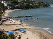 Hausstrand - Playa Los Muertos