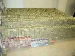 260 Millionen US Dollar, gefunden in Mexico Stadt im Jahr 2007