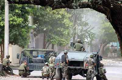 Drogenkrieg in Michoacán