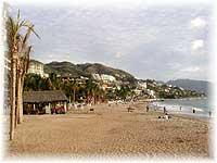 Strand bei Burros